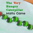 Hungry Caterpillar Maths Game slider im