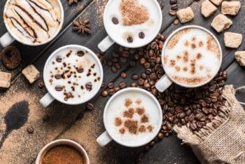Avoid caffeine when breastfeeding