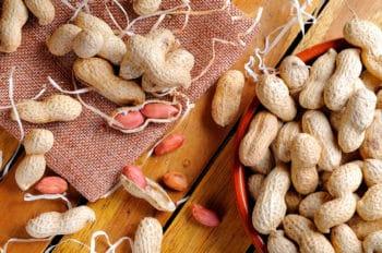 avoid peanut-based foods when breastfeeding